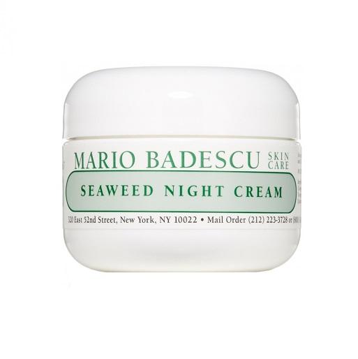 Mario Badescu Skin Care Seaweed Night Cream (W) krem do twarzy na noc 29ml