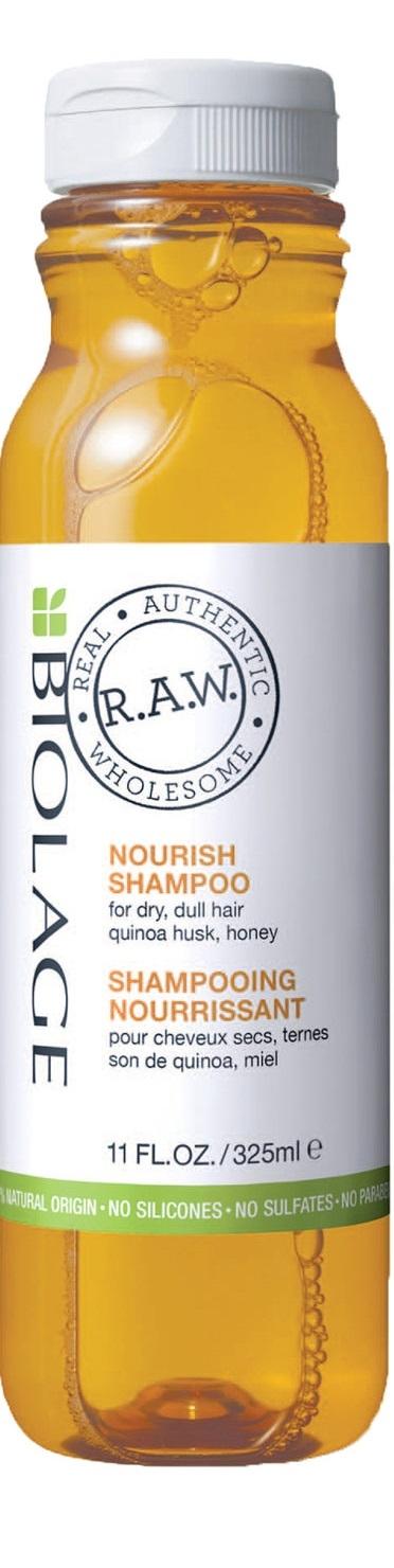 Matrix Biolage RAW Nourish (W) szampon do włosów suchych 325ml