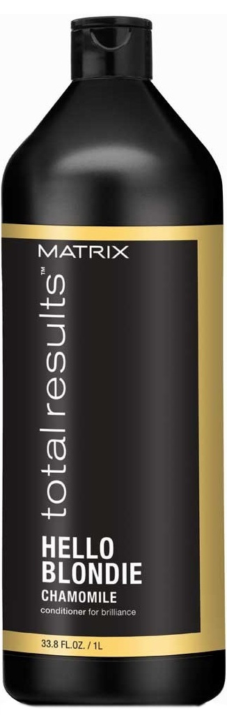 Matrix Total Results Hello Blondie Conditioner (W) odżywka do włosów blond 1000ml