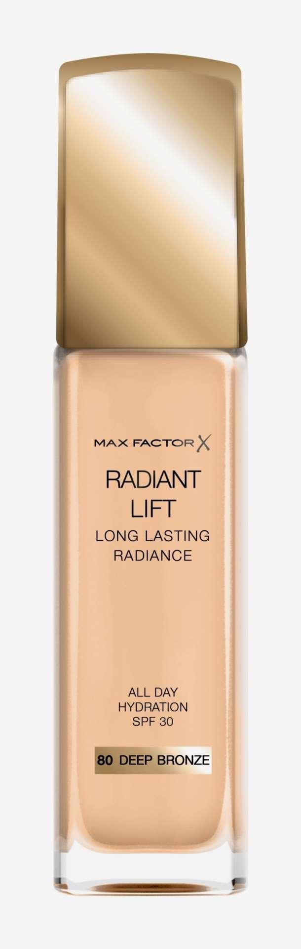 Max Factor Radiant Lift Foundation (W) podkład 60 Sand
