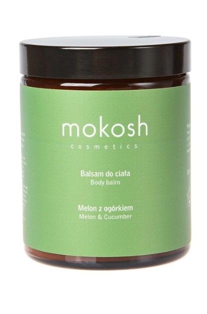 Mokosh (W) balsam do ciała Melon z ogórkiem 180ml
