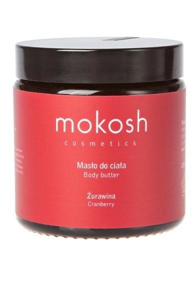 Mokosh (W) masło do ciała Żurawina 120ml