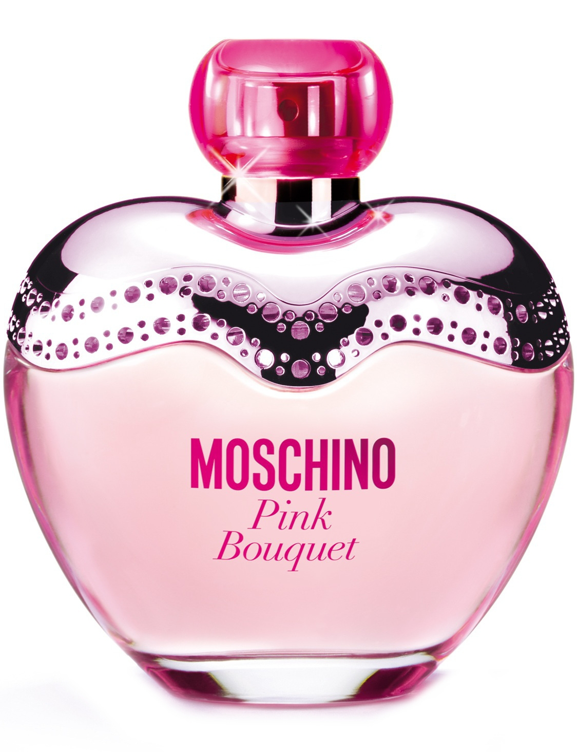 Moschino Pink Bouquet (W) edt 50ml