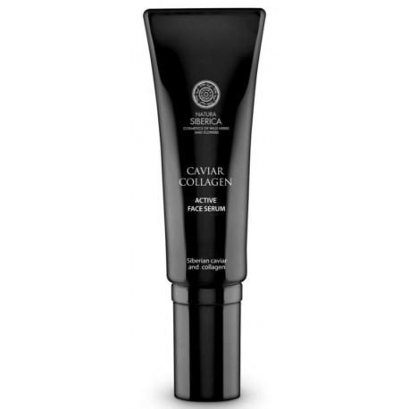 Natura Siberica Caviar Collagen Active Face Serum (W) serum do twarzy 30ml