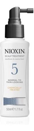 Nioxin System 5 Scalp Treatment (W) kuracja do włosów 100ml