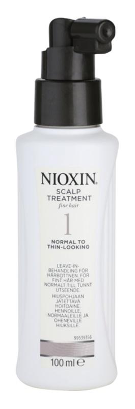 Nioxin System 6 Scalp Treatment (W) kuracja do włosów 100ml