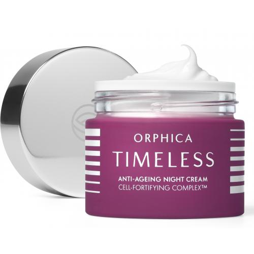 Orphica Timeless Anti-Ageing Night Cream (W) krem do twarzy na noc 50ml