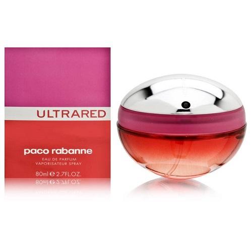 Paco Rabanne Ultrared (W) edp 80ml