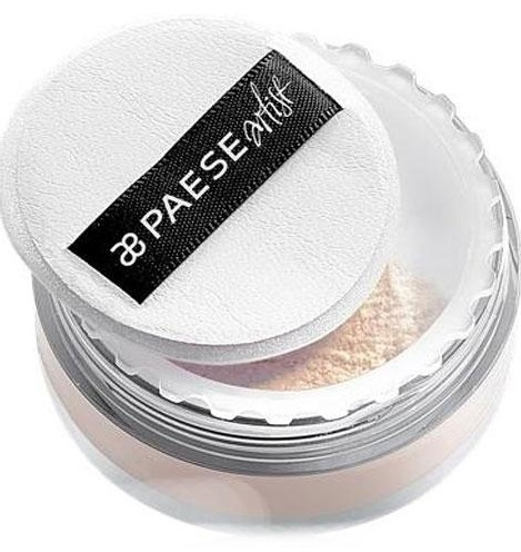 Paese High Definition Loose Powder (W) puder do twarzy 02 Medium Begie 15g