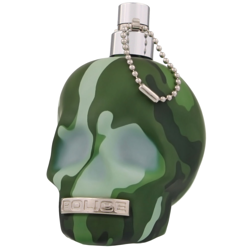 Police To Be Camouflage (M) edt 125ml
