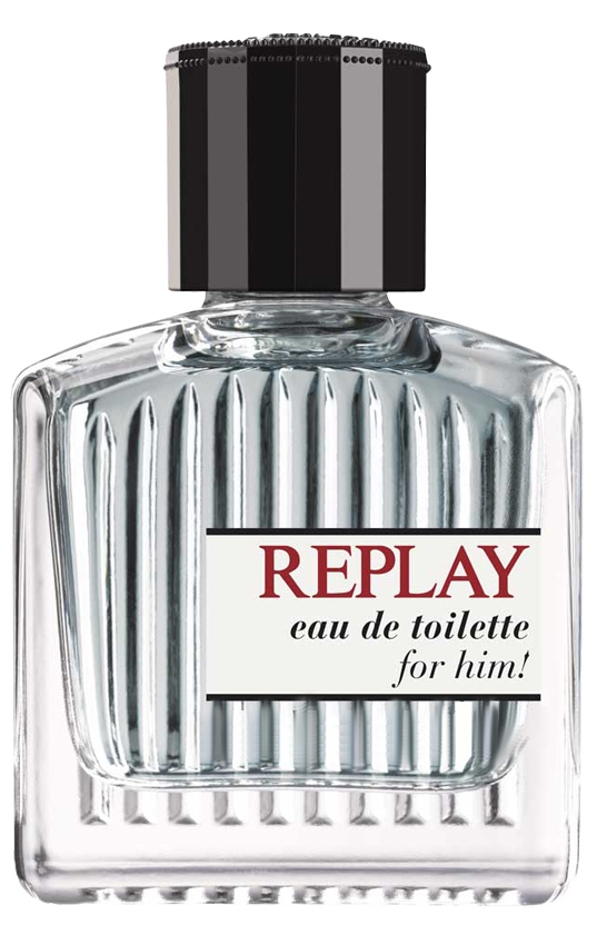 Replay For Him (M) edt 30ml
