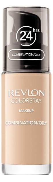 Revlon Colorstay Cera Mieszana/Tłusta SPF15 podkład do twarzy 110 Ivory 30ml
