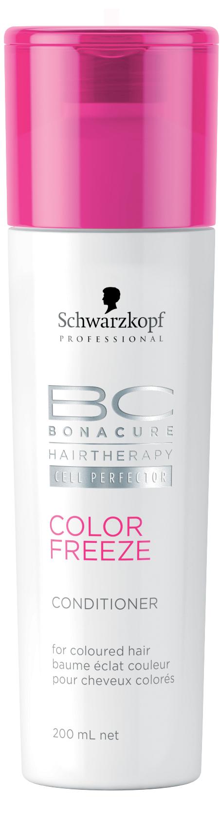 Schwarzkopf BC Bonacure Color Freeze Conditioner (W) odżywka do włosów 200ml
