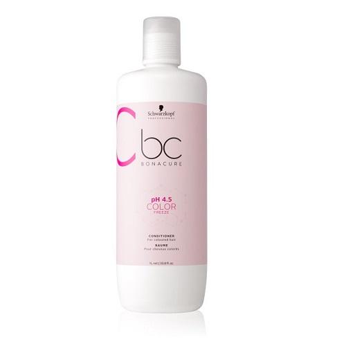Schwarzkopf Professional BC Color Freeze pH 4.5 (W) odżywka do włosów farbowanych 1000ml