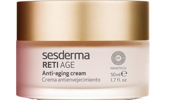 Sesderma Reti Age Cream Anti Aging (W) krem przeciwzmarszczkowy do twarzy 50ml