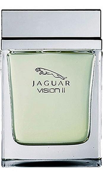 Zestaw prezentowy dla mężczyzn Jaguar Vision II woda toaletowa 100ml + Luggage Tag
