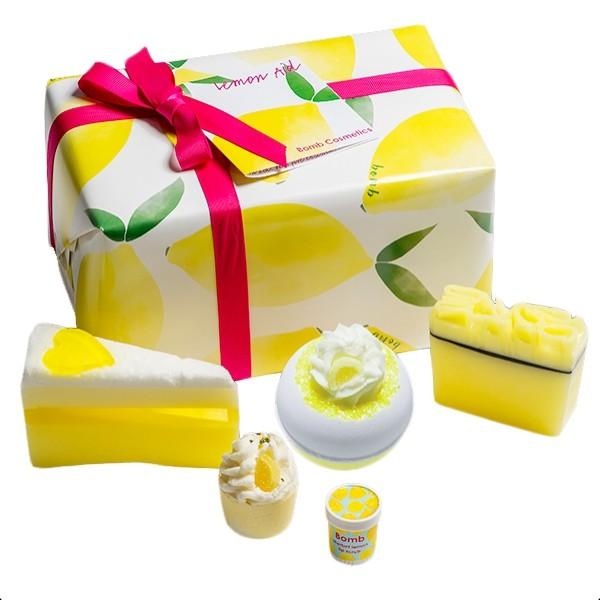 SET Bomb Cosmetics Lemon Aid zestaw upominkowy