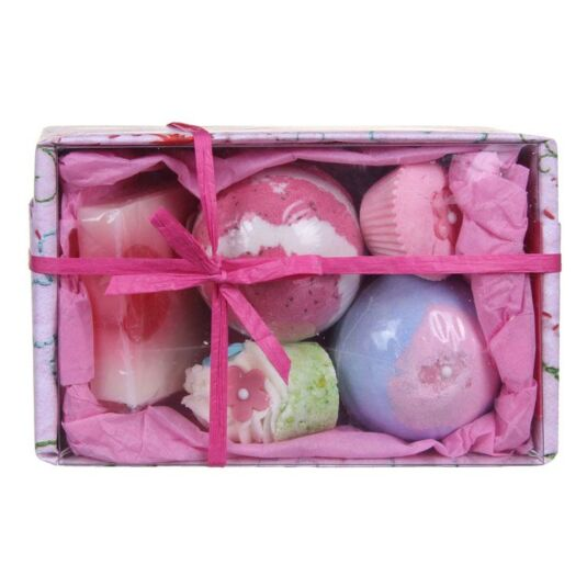 SET Bomb Cosmetics Pretty In Pink Gift zestaw upominkowy