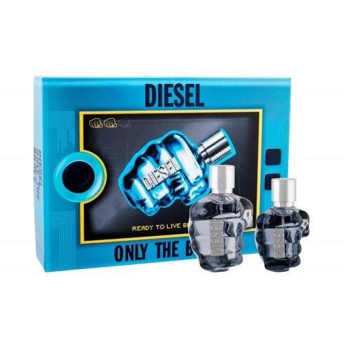 Zestaw prezentowy dla mężczyzn Diesel Only The Brave woda toaletowa 75ml + woda toaletowa 35ml