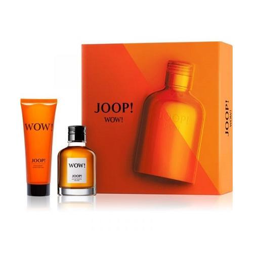 Zestaw prezentowy dla mężczyzn Joop! WOW! woda toaletowa 60ml + żel pod prysznic 75ml