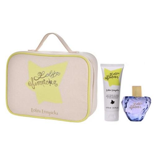 Zestaw prezentowy dla kobiet Lolita Lempicka Mon Premier Parfum woda perfumowana 50ml + balsam do ciała 75ml