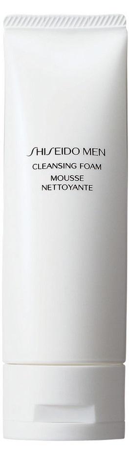 Shiseido Men Cleansing Foam (M) pianka do oczyszczania twarzy 125ml