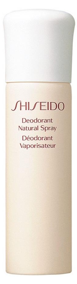 Shiseido dezodorant w sprayu dla kobiet natural 100ml