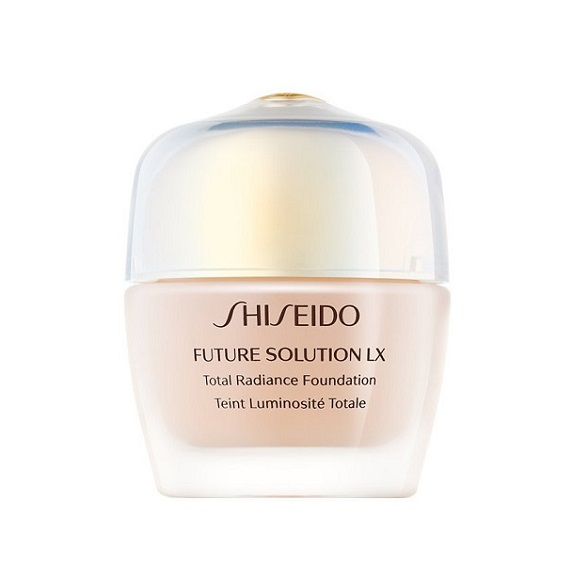 Shiseido Future Solution LX Total Radiance Foundation (W) podkład N4 30ml