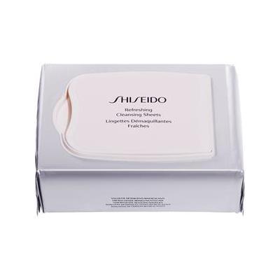 Shiseido Refreshing Cleansing Sheets (W) oczyszczające chusteczki do twarzy 30szt