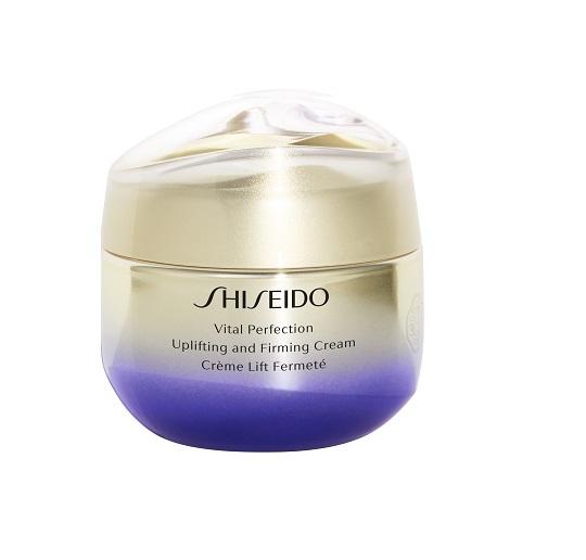 ShiseidoVital Perfection Uplifting & Firming Cream (W) liftingujący krem do twarzy na dzień i na noc 50ml