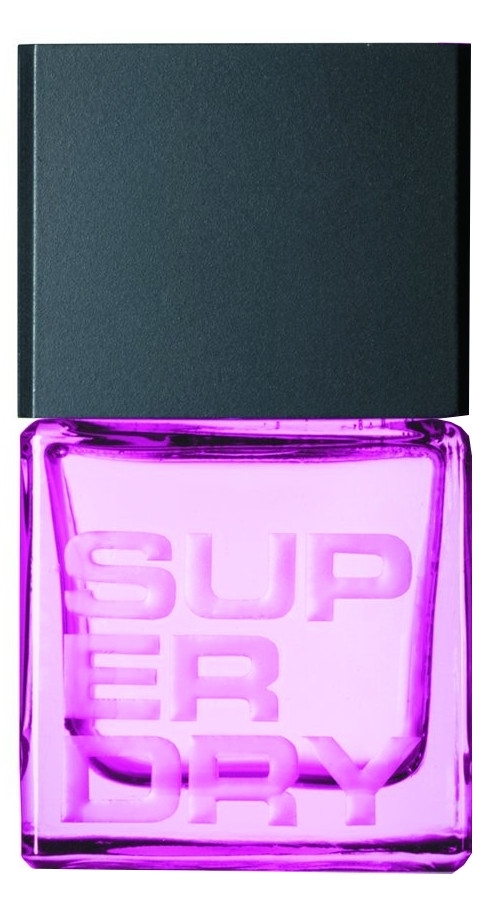Superdry Neon Purple (W) edt 40ml