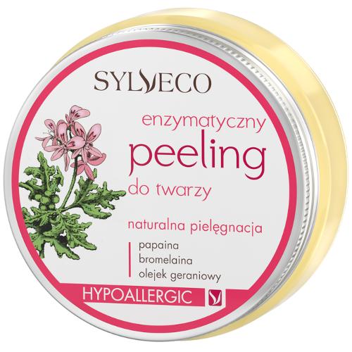 Sylveco (W) enzymatyczny peeling do twarzy 75ml
