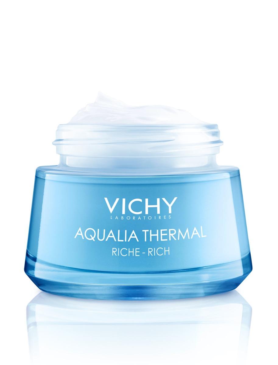 Vichy Aqualia Thermal Rich Cream (W) nawilżający krem do twarzy 50ml