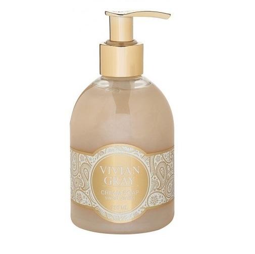 Vivian Gray Romance Cream Soap (W) mydło w płynie Sweet Vanilla 250ml