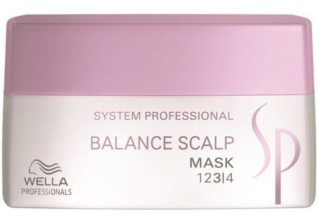Wella Professionals SP Balance Scalp Mask (W) maska kojąca do wrażliwej skóry głowy 200ml