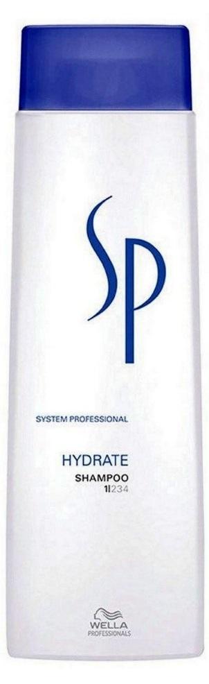 Wella Professionals SP Hydrate Shampoo (W) nawilżający szampon do włosów 250ml