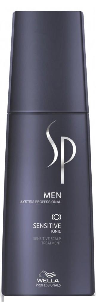 Wella Professionals SP Men Sensitive Tonic (M) kuracja do wrażliwej skóry głowy 125ml