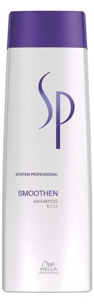 Wella Professionals SP Smoothen Shampoo (W) szampon wygładzający do włosów 250ml