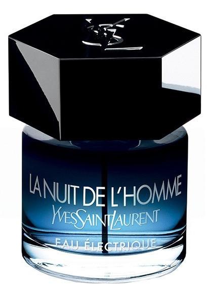 Yves Saint Laurent La Nuit de L'Homme Eau Electrique (M) edt 60ml