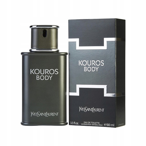 Yves Saint Laurent Body Kouros (M) edt 100ml