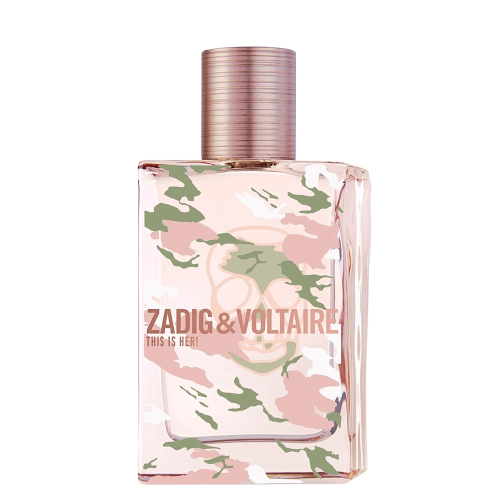 Zadig & Voltaire This is Her! No Rules (W) edp 50ml