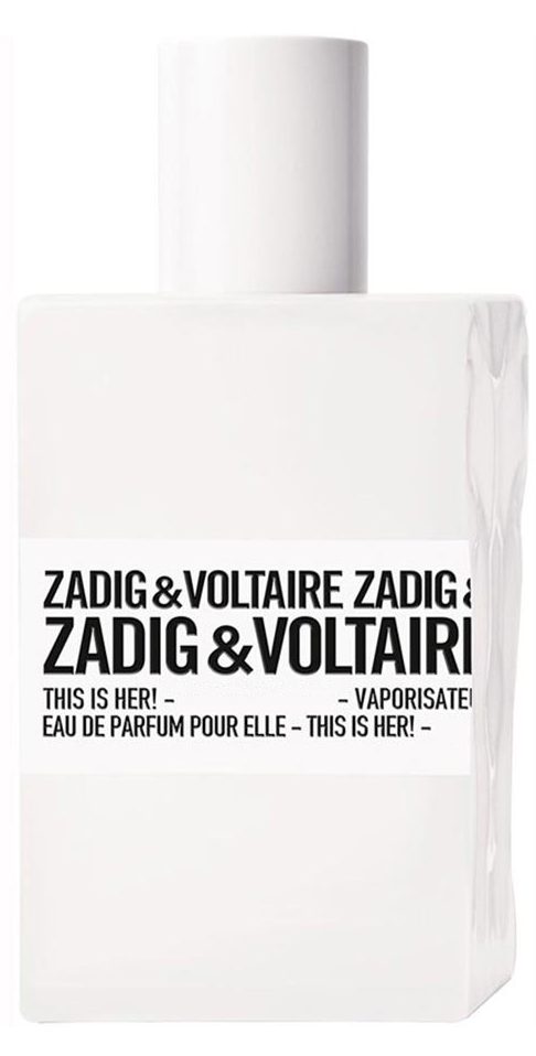Zadig & Voltaire This is Her! (W) edp 30ml