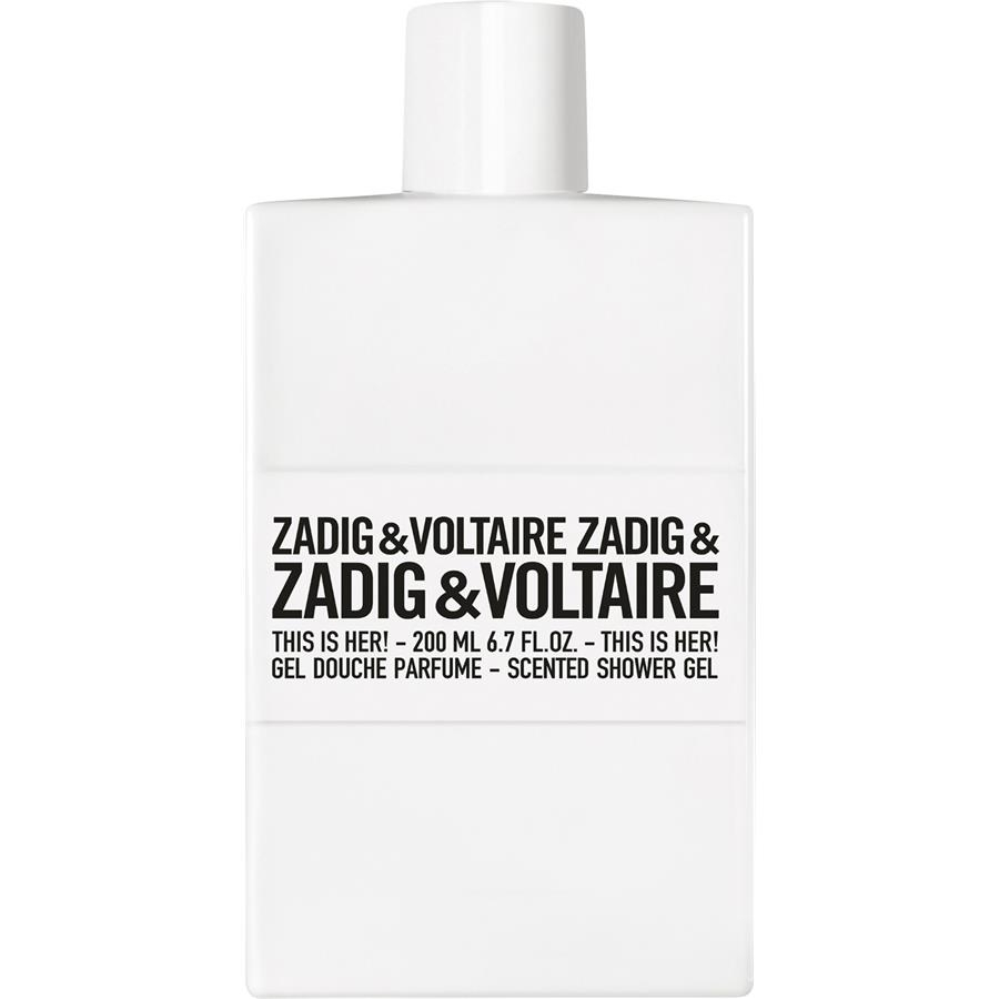 Zadig & Voltaire This is Her! (W) żel pod prysznic 200ml