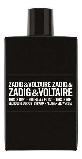 Zadig & Voltaire This is Him! (M) żel pod prysznic 200ml
