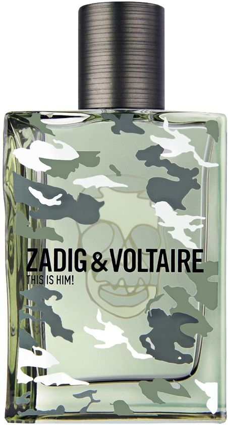 Zadig & Voltaire This is Him! No Rules (M) edt 50ml